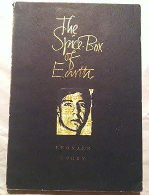 The Spice-Box of Earth (Inscribed Copy): Cohen, Leonard