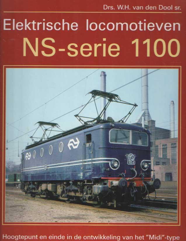 Elektrische lokomotieven NS-serie 1100. Hoogtepunt en einde in de ontwikkeling van het Midi-type: ...