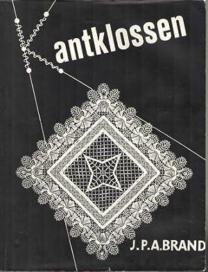 Kantklossen: Brandt, J.P.A.