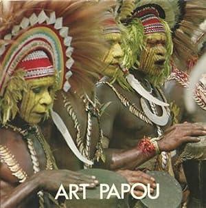 Art papou: Serra, Eudald & Alberto Folch