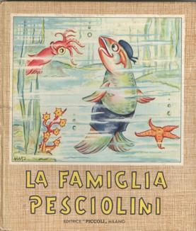 La famiglia Pesciolini: Colombini Monti, J.