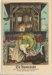 Aus des Knaben Wunderhorn. In Holz geschnitten nach Zeichnungen v. Ludwig Richter und anderen K&...