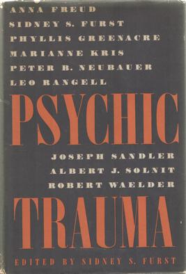 Psychic Trauma: Furst, Sidney S. (editor)