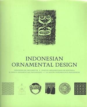Indonesian Ornamental Design
