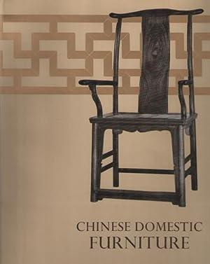 Chinese domestic furniture: Ecke, Gustav