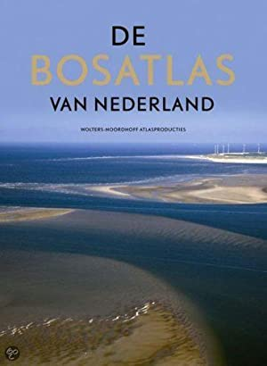 De Bosatlas van Nederland.