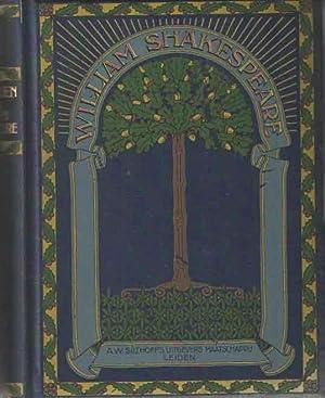 De werken van William Shakespeare. Vertaald door Dr L.A.J. Burgersdijk. (3 delen): Shakespeare, ...