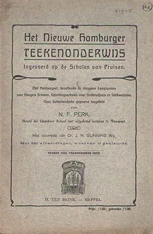 Het nieuwe Hamburger Teekenonderwijs ingevoerd op de Scholen van Pruisen. Met aanhangsel bevattende...