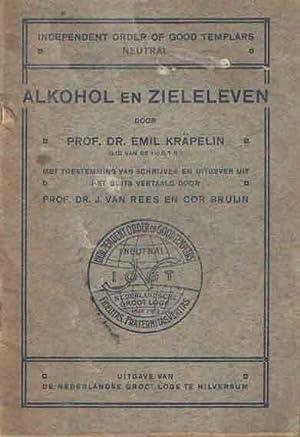 Alkohol en zieleven: Kräpelin, Emil