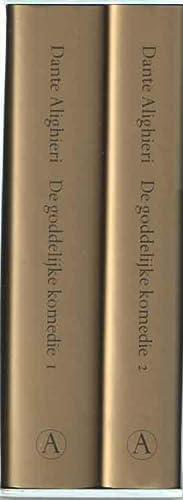 De Goddelijke Komedie: Dante Alighieri