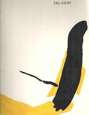 Derriere le miroir, no. 199. Tal-coat: Tal-coat