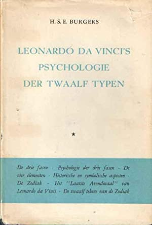 Leonardo da Vinci's psychologie der twaalf typen: Burgers, H.S.E.