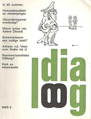 Dialoog. Tijdschrift voor homofilie en maatschappij. Sextant 66 4 tot en met 6: Branderhorst, ...