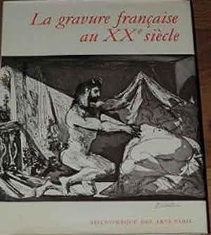la gravure française au XXe siècle: Passeron, Rogier