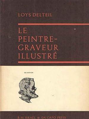 Le peintre-graveur illustré. Volume II. Ch. Meryon: Delteil, Loys