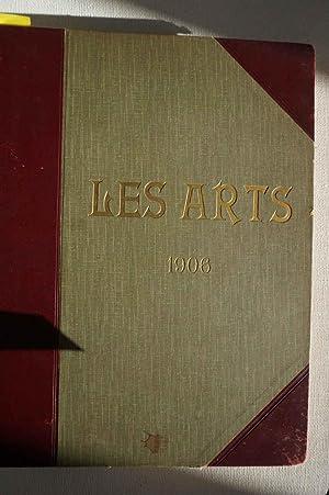 Les Arts. Revue mensuelle des Musées, Collections, Expositions. Cinquième anné...