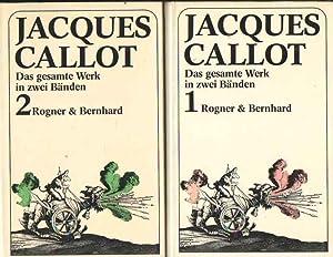 Jacques Callot. Das gesamte werk in zwei banden: Schroder, Thomas