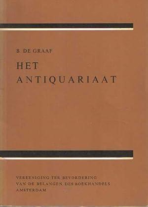 Het antiquariaat: Graaf, B. de