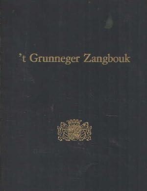 t Grunneger Zangbouk. Tweede druk van oude en nieuwe Groninger liederen. Deel 1 en 2.: Groen, P.