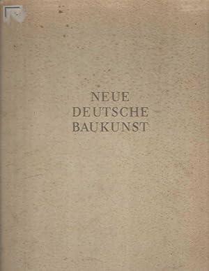 Neue Deutsche Baukunst: Speer, Albert & Rudolf Wolters