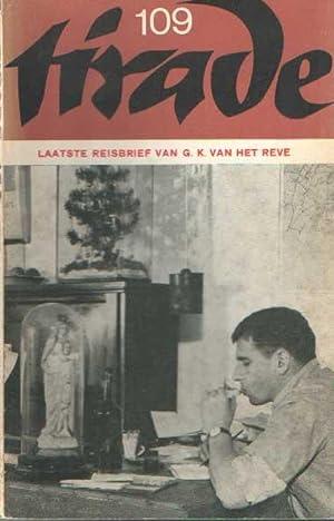 Tirade 109. Laatste reisbrief van G.K. van: Kool-Smit, J.E. ,