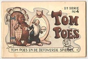 Tom Poes en de betoverde spiegel: Toonder, Marten