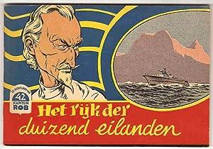 Kapitein Rob. Het rijk der duizend eilanden: Kuhn, Pieter (QN)