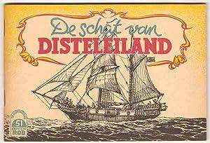Kapitein Rob. De schat van Disteleiland: Kuhn, Pieter (QN)