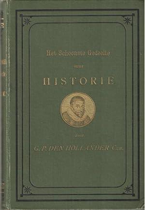 Het schoonste gedeelte onzer historie of tachtig jaren van strijd en zegen: Hollander Czn, G.P. den