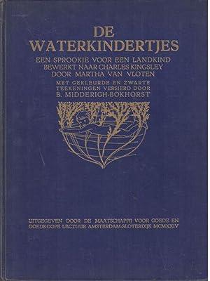 De Waterkindertjes. Een sprookje voor een landkind: Kingsley, Charles