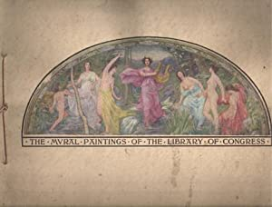 The Library of Congress Mural Paintings. In