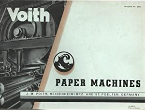 Voith Paper Machines