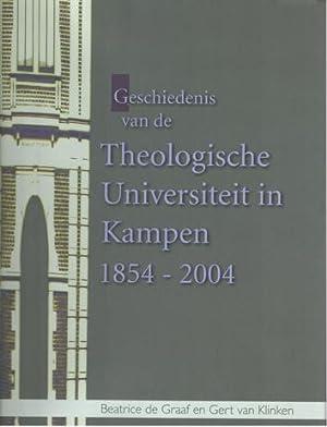 Geschiedenis van de Theologische Universiteit in Kampen: Graaf, Beatrice de