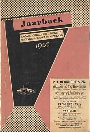 Jaarboek 1955. Cacao-, chocolade-, suiker- en dropwerkindustrie in Nederland