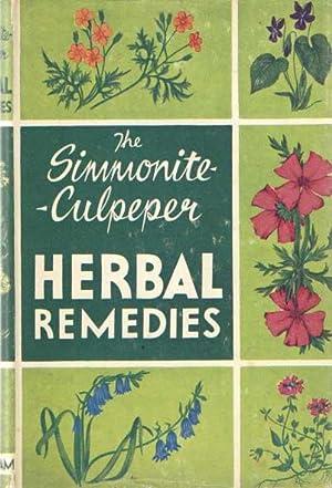 The Simmonite-Culpeper Herbal Remedies: Simmonite, William Joseph