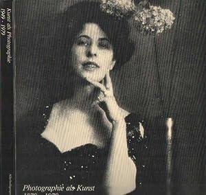 Photographie Als Kunst 1879-1979, Kunst Als Photographie 1949-1979 (2 Volumes): Weiermaier, Peter