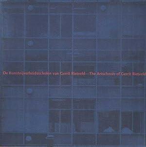 De Kunstnijverheidsscholen van Gerrit Rietveld - The: Zijl, Ida van