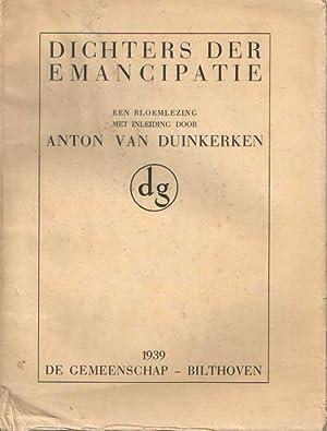 Bloemlezing uit de katholieke poëzie van de vroegste tijden tot heden. Deel 1: Dichters der ...
