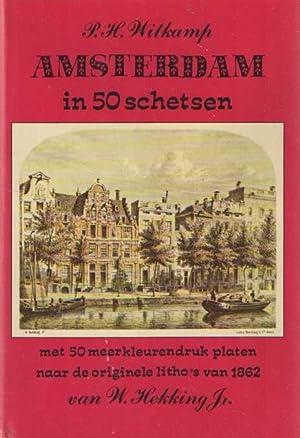 Amsterdam in (50) schetsen: Witkamp, P.H.