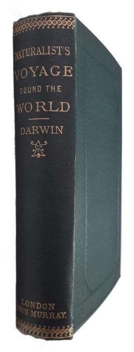 A Naturalist's Voyage. Journal of Researches into: Darwin, Charles
