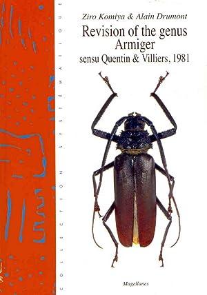Revision of the genus Armiger sensu Quentin: Komiya, Z.; Drumont,