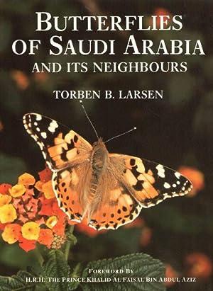 Butterflies of Saudi Arabia and its neighbours: Larsen, T.B.
