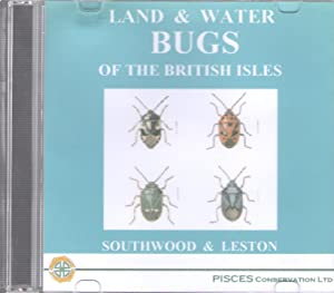 Land and Water Bugs of the British: Southwood, T.R.E.; Leston,