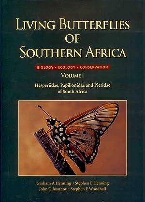 Living Butterflies of Southern Africa. Biology, Ecology,: Henning, G.A.; Henning,