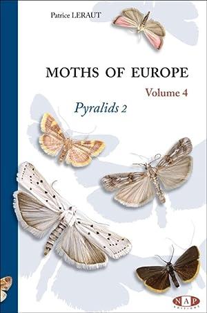 Moths of Europe. Vol. 4: Pyralids 2: Leraut, P.