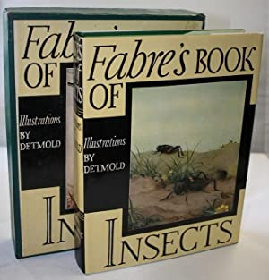 Fabre's Book of Insects: retold from Alexander: Fabre, J.-H.; Stawell,