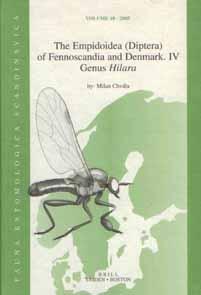 The Empidoidea (Diptera) of Fennoscandia and Denmark: Chvala, M.