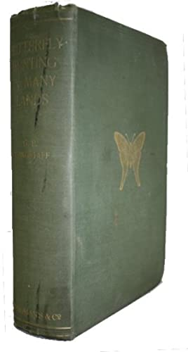 Butterfly-Hunting in Many Lands: Notes of a: Longstaff, G.B.