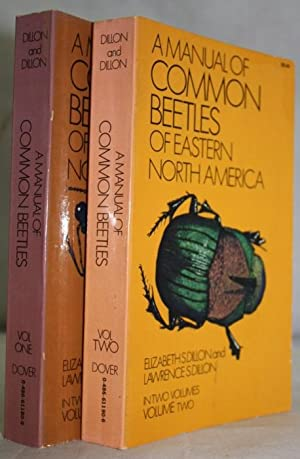 A Manual of Common Beetles of Eastern: Dillon, E.S.; Dillon,