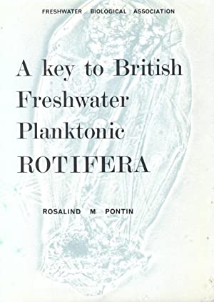 A Key to the Freshwater Planktonic and: Pontin, R.M.